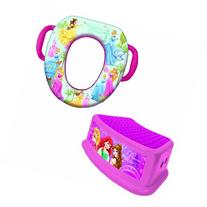 Disney Princess Potty Training Combo Kit - Contour Step