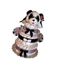 Print Fun - Baby Shower Diaper Cake Gift Set