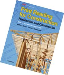 Print Reading for Construction + 140 Large Prints for Use