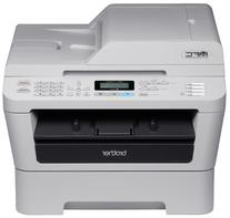 Brother Printer MFC7360N Monochrome Printer with Scanner,