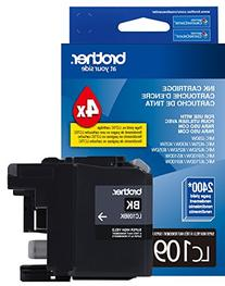 Brother Printer Ultra High Yield Inkjet Cartridge - Black