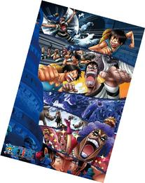 ONE PIECE PRISON BREAK Jigzaw Puzzle by Ensky