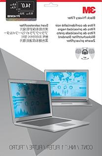 3M Privacy Filter for Widescreen Laptop 14.0