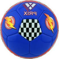 Vizari Prix Ball, Blue, Size 4