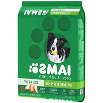 IAMS PROACTIVE HEALTH Adult MiniChunks Dry Dog Food 15