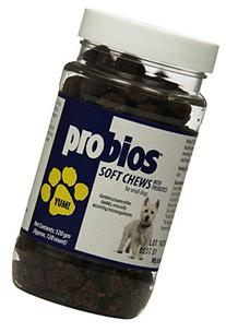 Probios Soft Chews for Small Dogs, 120gm