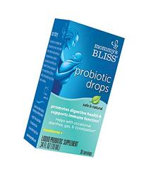 Mommy's Bliss Baby Probiotic Drops, Flavorless, 0.34 Fluid