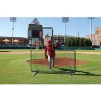 Trigon Sports Procage Pitcher's L-Screen Replacement Net, 7