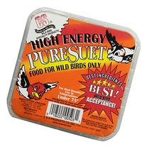 C & S Products Pure Suet, 12-Piece