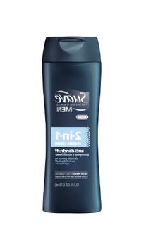 Suave Men 2 in 1 Shampoo and Conditioner, Classic Clean Anti