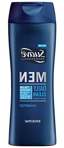 Suave Professionals Men Shampoo, Daily Clean Ocean Charge 12