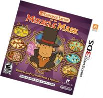Professor Layton and the Miracle Mask-Nla