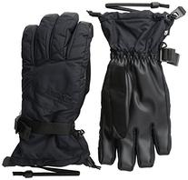 BURTON Men's Profile Gloves, True Black, XX-Large