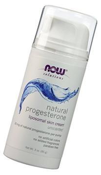 Natural Progesterone Liposomal Skin Cream