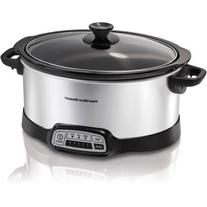 Programmable 7-Quart Slow Cooker