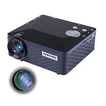 DBPOWER BL-18 Portable Mini LED Projector with USB SD VGA