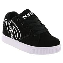 Heelys Propel Mens Size 10 Black Textile Skate Shoes