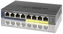 NETGEAR GS108PEv3 8-Port Gigabit PoE Smart Managed Plus