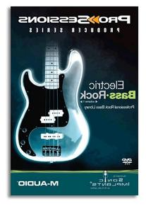 M-Audio ProSessions Producer - Electric Bass Vol. 1 - Rock