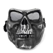 OFTEN Outdoor Protective Full Face Skull Anti BB Bomb Mask
