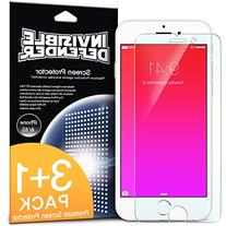iPhone 6 / 6S Screen Protector - Invisible Defender  Perfect