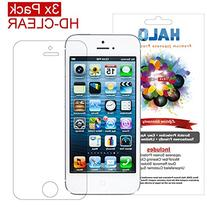 Halo Screen Protector Film High Definition  Clear  for