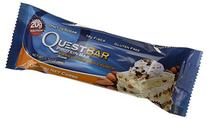 Quest Nutrition Protein Bar, Vanilla Almond Crunch, 2.12