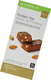 Herbalife Protein Bar Deluxe - Packed with Essential