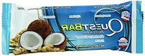 Quest Nutrition Natural Protein Bar, Coconut Cashew, 12