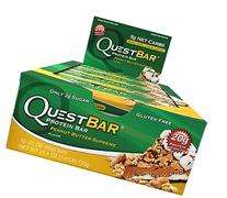 Quest Nutrition Protein Bars - Peanut Butter Supreme - 12