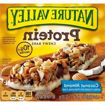 Nature Valley® Coconut Almond Protein Chewy Bars 5 ct