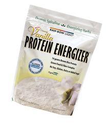 Rainbow Light Protein Energizer, Vanilla 10.7 oz