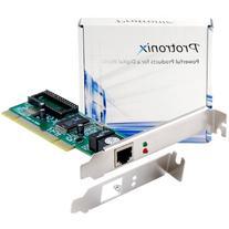 Protronix Gigabit Ethernet LAN Low Profile PCI Network