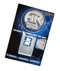 PS2 Action Replay with 8 MB Memory Card