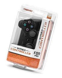 Trenro PS3 Wired Controller Black