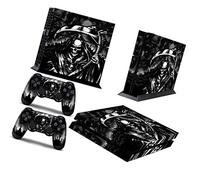 PS4 Designer Skin for Sony PlayStation 4 Console System plus