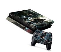 PS4 skins watch dogs vinyl decal cover for Sony playstation