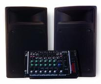 Nady ACCESS PSS-300 Portable PA System with 8-Channel Mixer