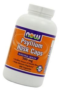 Psyllium Husk - 500mg-60 capsules Brand: Natures Harmony -