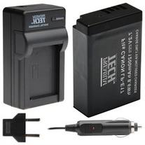 Premium Tech PT-LPE17 Battery and Charger for Canon LP-E17
