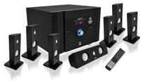 Pyle PT798SBA 7.1 Channel Home Theater System with Satellite