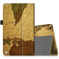 """Fintie Premium PU Leather Case Cover for 10.1"""" Tablet Inclu"""