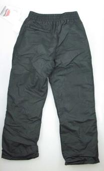 Pulse Pull On Insulated Ski Snowboard Pant Black Girl's