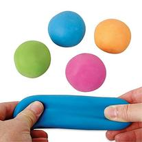 Pull and Stretch Bounce Ball Colors may vary