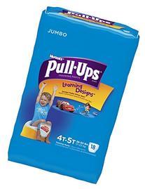Huggies Pull-Ups Learning Designs Training Pants 4T-5T 18 CT
