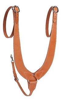 The Colorado Saddlery Pulling Breast Collar
