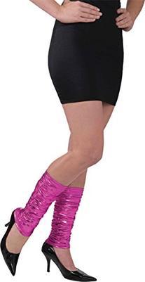 Morris Costumes Women's PUNK ROCK LAME LEG WARMERS PIN