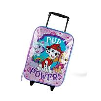 Paw Patrol Pup Power 16 Pilot Case Wheel, Pink/Purple, One