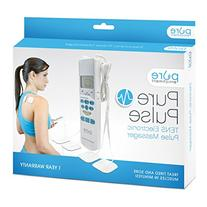 PurePulse Electronic Pulse Massager - Portable, Handheld