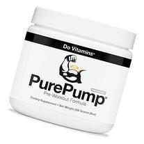 PurePump Natural Pre Workout Supplement for Men & Women,